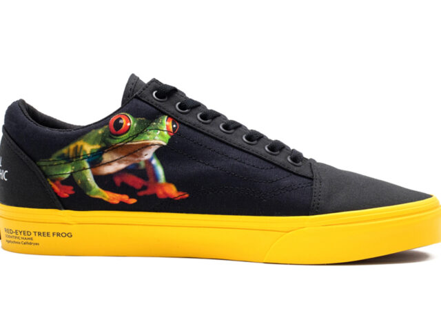 Vans Sneakers Get a National Geographic Makeover